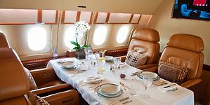 Viajar en jet privado, lujo y exclusividad en pleno vuelo
