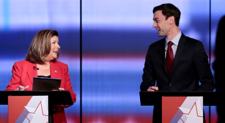 Republicana Handel gana elecciones especiales al Congreso en Georgia