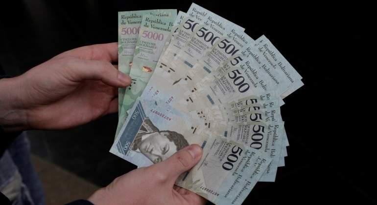 Caracas lanza su propia moneda