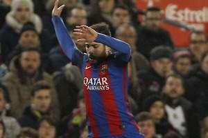 Luis Enrique pasa de Alba en Liga