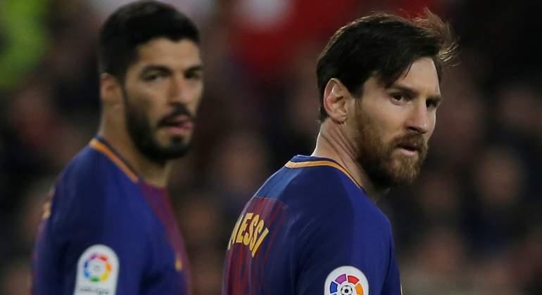 El Barcelona de Messi fue eliminado