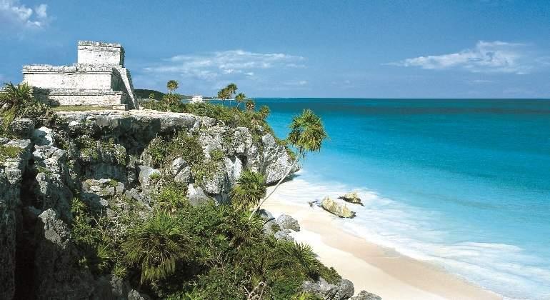 Actividad turística aumenta 4.3% a tasa anual: INEGI
