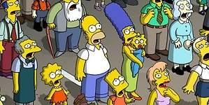 Los Simpson predijeron el último accidente de avión