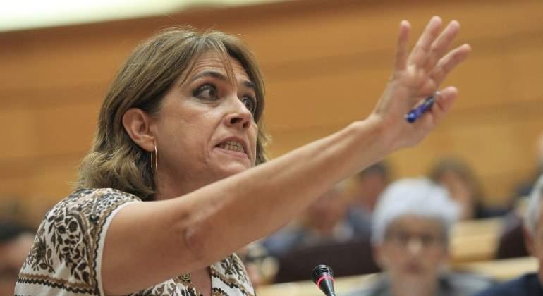Críticas al nombramiento de Dolores Delgado como Fiscal General del Estado