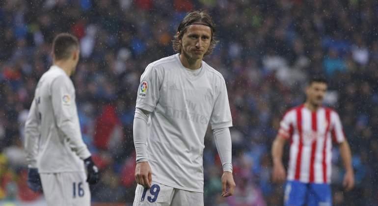 Tiembla el Madrid: Modric y CR7, tocados