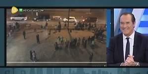 Bromas en 13TV al informar  del atentado de Manchester...
