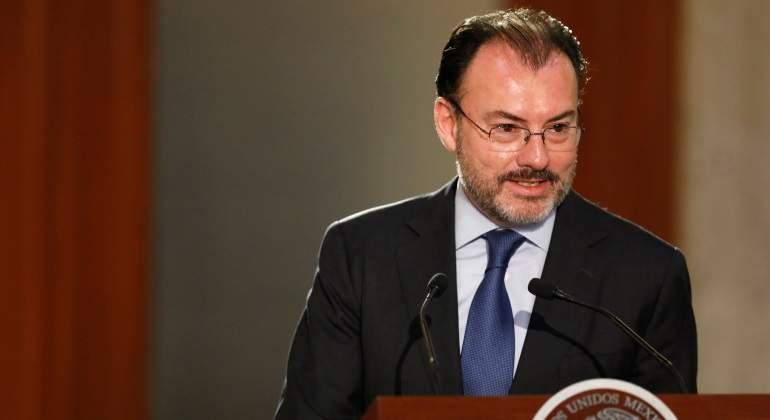 Canciller mexicano reafirma compromiso para resolver la crisis venezolana