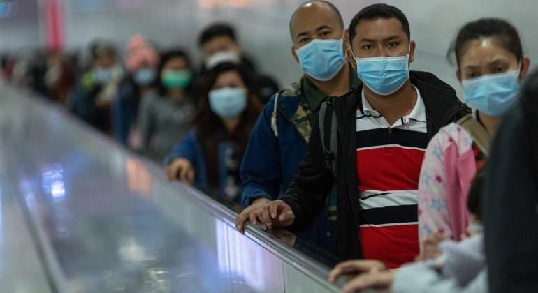 El coronavirus acelera: China confirma que es contagioso antes de mostrar síntomas