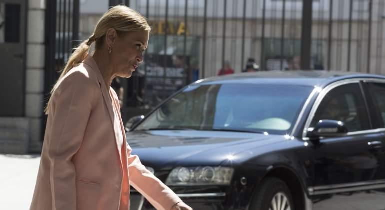 ¿Cuánto dinero gasta Madrid al año en coches oficiales?