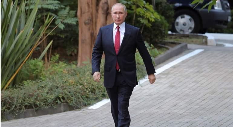 Trump y Putin hablan por teléfono sobre Siria