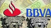 Santander, BBVA y CaixaBank, entre los seis más sólidos de Europa en los test de estrés
