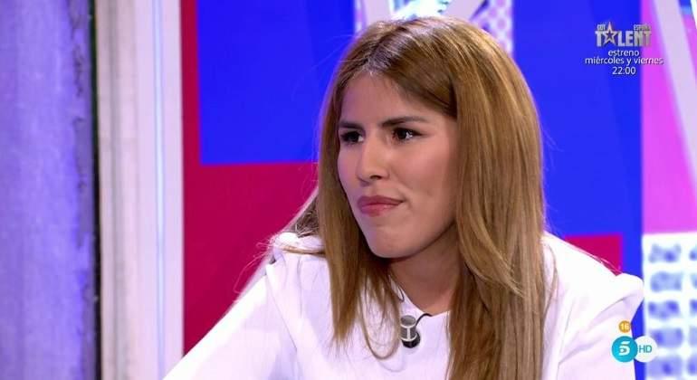 Las duras declaraciones de Chabelita: Ni mi tío ni mi abuela me miran a la cara