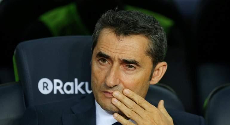 Valverde frena el fichaje estrella