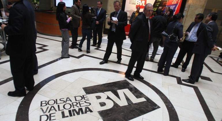 BVL empieza con indicadores negativos ante desempeño de acciones financieras y mineras