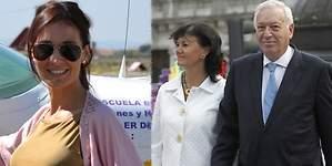 Margallo y la mujer policía: los rumores sobre su relación