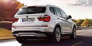 BMW lanzará en otoño la tercera generación del X3