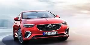 Vuelven las míticas siglas GSi de Opel con un Insignia con 260 CV
