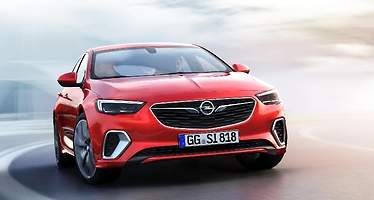 Vuelven las míticas siglas GSi de Opel de la mano de un Insignia con 260 CV