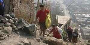 Pobreza extrema se redujo en 3,5 puntos porcentuales entre 2011 y 2015