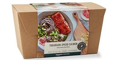 Amazon entra en el negocio de la comida preparada