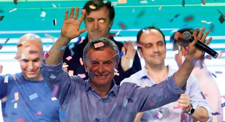 El partido de Macri derrota a Kirchner en las legislativas