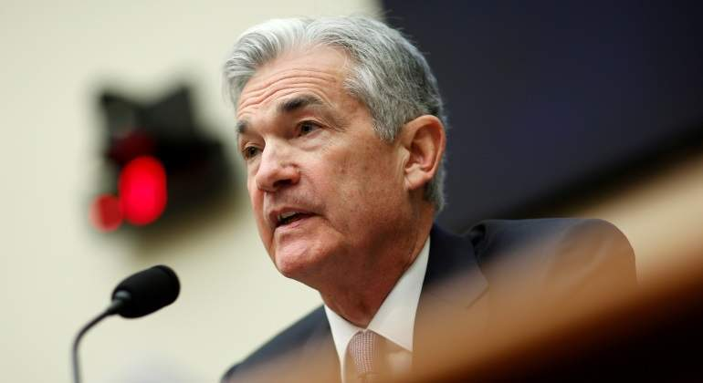 Jerome Powell presidente de la Fed