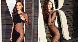 Cristina Pedroche no es la única: diez famosas (casi) desnudas en la alfombra roja