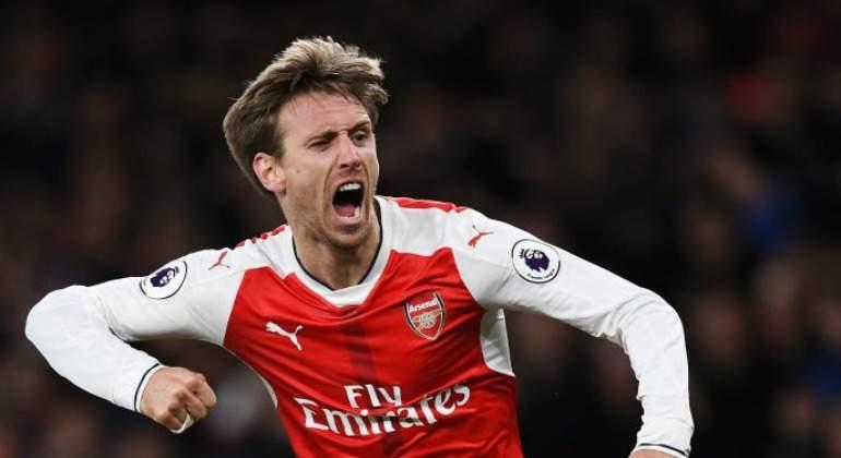 Alexis se hace más fuerte con el correr del partido — Wenger
