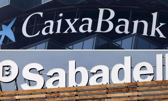 Sabadell Las Caen 4 Un Bolsa Caixabank De Y 5En Por Más jVMqGSLzpU