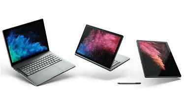 Llega a España el Surface Book 2
