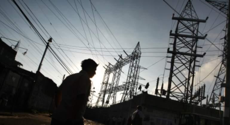 Activan plan de racionamiento eléctrico en cuatro estados de Venezuela