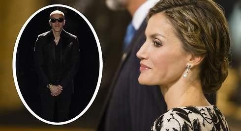 Letizia y Felipe Varela la lían con su último vestido