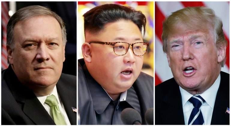 Pompeo, director de la CIA, se reunió en secreto con Kim Jong Un en Corea del Norte a principios de abril