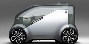 Autónomo, eléctrico y con sentimientos: así es el coche del futuro de Honda