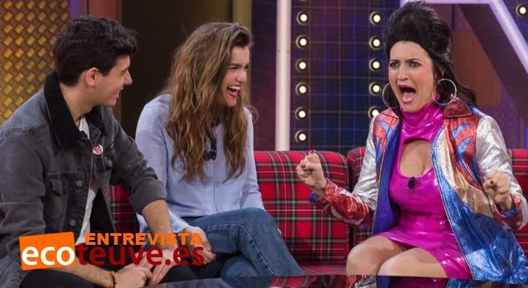 Silvia Abril anima a Amaia y Alfred: Nadie daba un duro por Chikilicuatre y mira