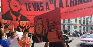 Inician campaña en contra de AMLO previo a primer debate presidencial