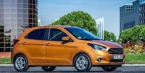 Nuevo Ford Ka+: entrar a un segmento humilde por la puerta grande