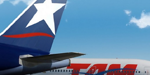 2,3% aumentó tráfico de pasajeros de Latam Airlines durante agosto