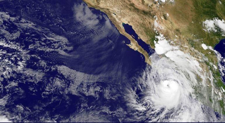 Newton generará precipitaciones de hasta 150 milímetros en Sonora