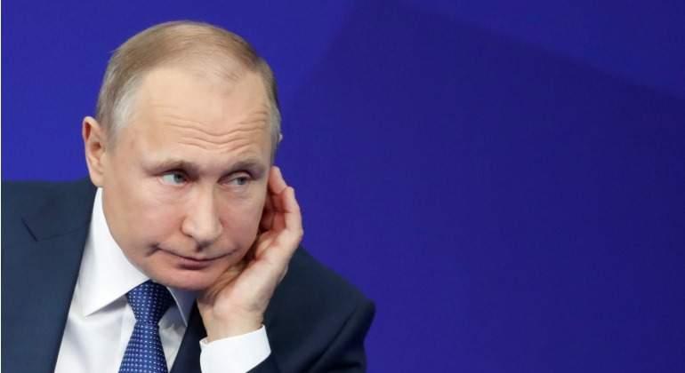 Putin llama imbécil a Ródchenkov, el informante de la AMA que ha descubierto el dopaje masivo ruso
