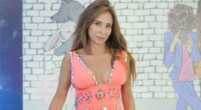 María Patiño reaparece tras someterse a una operación de estética
