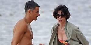 Paz Vega y Orson Salazar: mal rollito en Ibiza