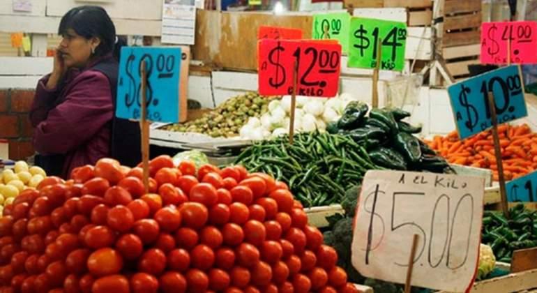 Inflación se acelera en la primera quincena de octubre