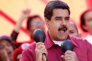 Votos falsos en Venezuela
