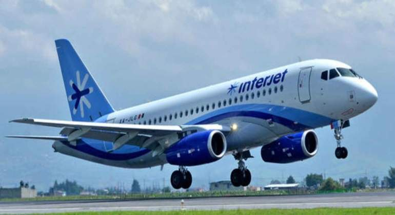 Interjet crecerá 25% en 2018