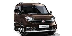 Fiat Dobló Trekking: hasta siete plazas de diversión campera