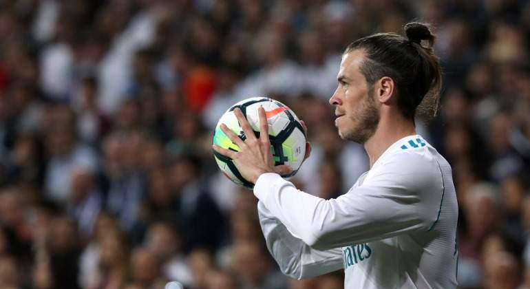 Zidane condenó a Bale tras la bronca de CR7