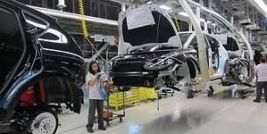 La producción de vehículos en España crece un 9,8% en enero