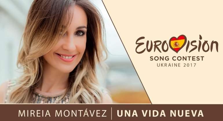 Mireia (OT) se presenta al Eurocasting para ir a Eurovisión 2017