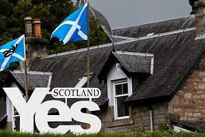 La ruptura de Escocia se acerca